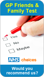 Would you recommend Gnosall Surgery to Friends and Family?